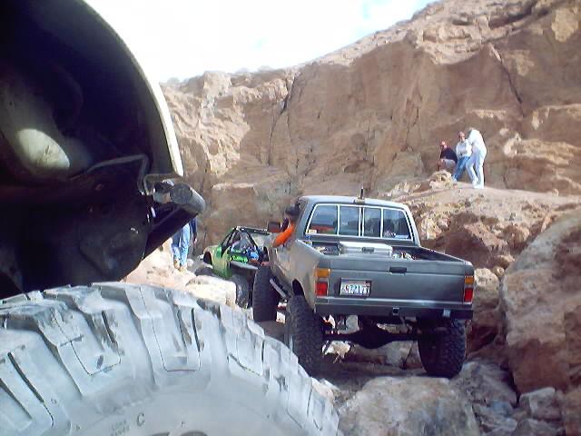 Calico CA Nov 6th 2005